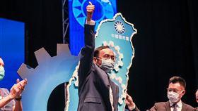 朱立倫被視為江啟臣2021年國民黨主席選舉的最大挑戰者。侯友宜與朱立倫則是國民黨204總統選舉熱門人選。(圖/朱立倫辦公室提供)