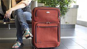 行李箱(翻攝自 Dcard)