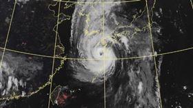 海神颱風(圖/氣象局)
