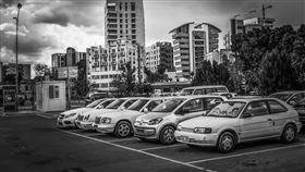 停車場。(圖/Pixabay)
