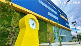IKEA,IKEA桃園青埔店。(圖/記者馮珮汶攝)