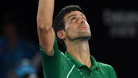 Novak Djokovic。(圖/翻攝自Djokovic推特)