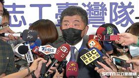 0908陳時中受訪談論瘦肉精議題。