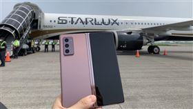 星宇,三星,GalaxyZFold2,摺疊機,SAMSUNG,張國煒,(圖/記者谷庭攝影)