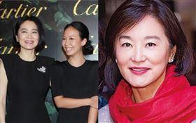林青霞繼女、32歲的香港名媛邢嘉倩/微博