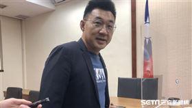江啟臣(圖/記者林恩如攝影)