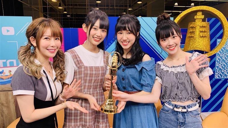 金鐘特企!阿樂、AKB48 Team TP一起迎金鐘