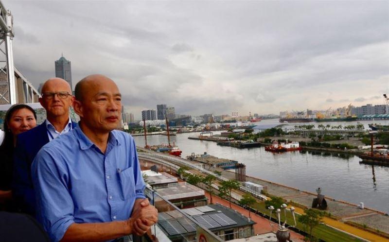 高雄「愛情摩天輪」還有嗎?陳其邁宣布新的「亞灣2.0」