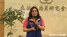 國民黨立委陳玉珍(圖/記者林恩如攝影)