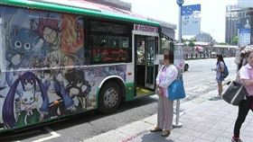 北市公車改預約制?北市府:民間業者提議-公車-公車站牌-