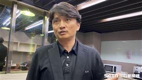 祕書長馮勝賢和兄弟致歉。(圖/記者王怡翔攝影)