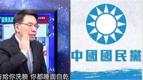 劉寶傑,國民黨組合圖