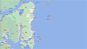 浙江省象山縣。(圖/翻攝自google map)