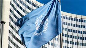 聯合國(UN)旗幟(圖/翻攝自pixabay)