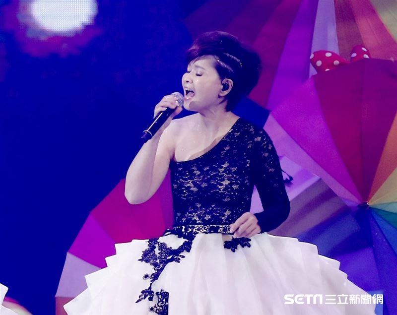 陳時中現身小巨蛋擔任詹雅雯演唱會嘉賓。(圖/記者林聖凱攝影)