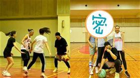 籃球,蔡依珊,耿葳,曾馨瑩,昆凌,周杰倫/IG