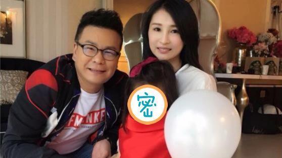 沈玉琳與嫩妻大吵 女兒1句話他傻了