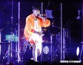 吳卓源演唱會邀來好友鼓鼓、Kimberley 陳芳語登台擔任嘉賓。(圖/記者林聖凱攝影)