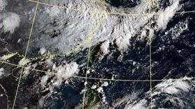 一周三變!今午後防雨彈明秋老虎 周末鋒面南下明顯轉涼 圖翻攝自氣象局