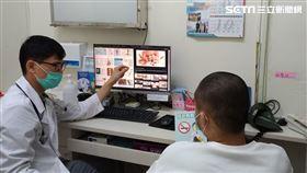 專業認證的戒菸醫師提供戒菸服務與衛教諮詢。(圖/台大醫院新竹分院提供)