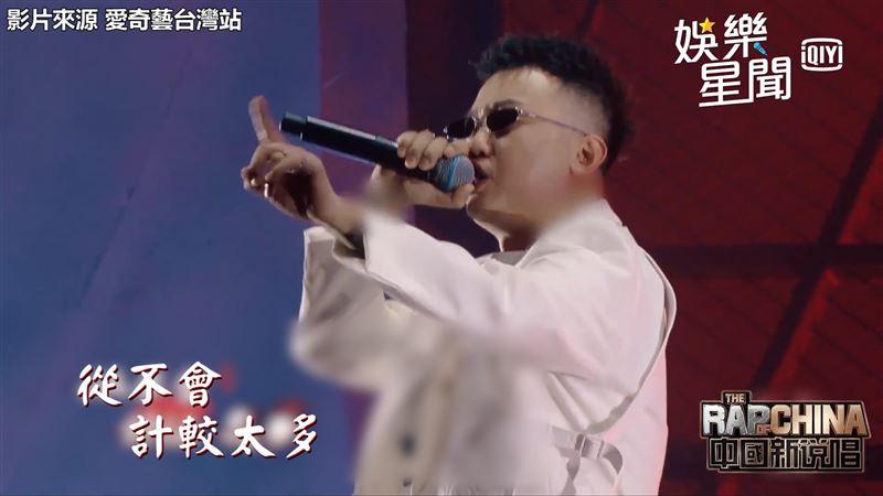 GAI《新說唱》炸翻舞台 全場嗨爆