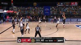NBA/約基奇「超高射砲」轟爆對手 NBA,丹佛金塊,Nikola Jokic,三分球,高射砲 翻攝自YouTube