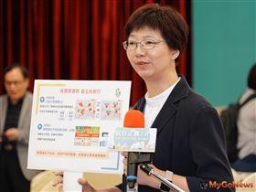 台北市地政局長張治祥表示,北市攜手591再出擊,非宅售屋廣告亮警示(圖/資料照)