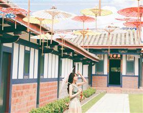 藝Fun券,中秋節,成美文化園,紙傘,油傘(成美文化園)