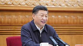 中國領導人習近平主持召開科學家座談會並發表重要講話(圖/翻攝新華網)