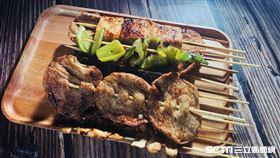 炙燒焦糖雞肉串