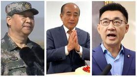 習近平,王金平,江啟臣
