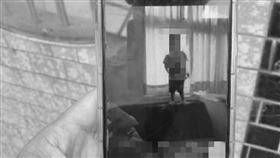 宜蘭,男童,墜樓,窗戶(圖/翻攝畫面)