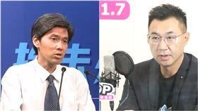 國民黨主管稱「台灣民心脆弱」惹議,江啟臣回應了(圖/資料照、POP Radio提供)