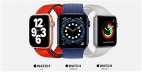 圖/翻攝自蘋果發表會,Apple Watch Series 6