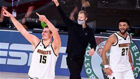 NBA/屠殺快艇!金塊大逆轉晉西決 NBA,季後賽,丹佛金塊,Nikola Jokic,Jamal Murray,洛杉磯快艇,Kawhi Leonard 翻攝自NBA官方推特