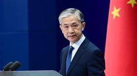 中國外交部發言人汪文斌(圖/翻攝自中國外交部網站)
