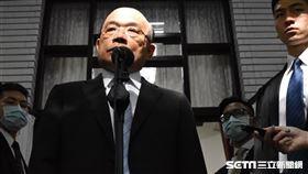 行政院長蘇貞昌(圖/記者李國綸攝影)