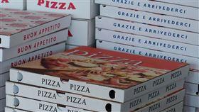 (圖/Pixabay)披薩,披薩盒,外送