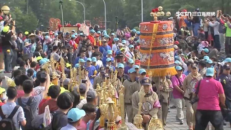 媽祖文化系超夯 課程走訪宮廟、遶境