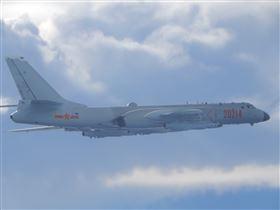 共機,轟6K戰機,解放軍,共軍(圖/翻攝自國防部官網)
