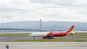 越捷航空即將恢復從越南出發飛往台灣、日本及韓國的國際航班。(圖/越捷提供)