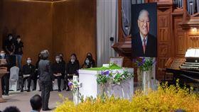 蔡英文臉書,李登輝告別禮拜,頒發褒揚令,日本前首相森喜朗,美國務院次卿柯拉克