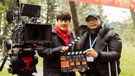 五月天,MV,導演,@pple,吳克群。(圖/翻攝自吳克群臉書)