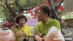 阿姑周遊,李朝永。圖/記者方佳琳攝影