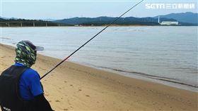 進入初秋暑意漸消,又到了東北角釣獲花身雞魚的最好季節(圖/新北市農業局提供)