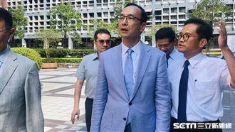 韓被爆一定選台北市長 朱立倫這樣說
