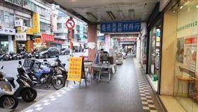 供公共通行的騎樓走廊用地,可申請減徵地價稅(圖/資料照)