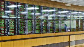 股市,股票。(圖/記者陳韋帆攝影)