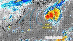 秋分到秋涼感更加明顯,氣象粉專《天氣職人-吳聖宇》分析一整週的溫度及雨區預估。(圖/翻攝自《天氣職人-吳聖宇》)