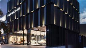 ▲新竹保時捷都會概念店。(圖/Porsche提供)